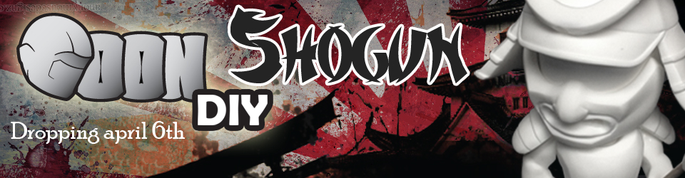 banner goon diy shogun